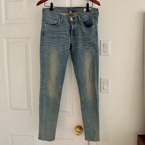 Rag and Bone Skinny Ankle Jeans